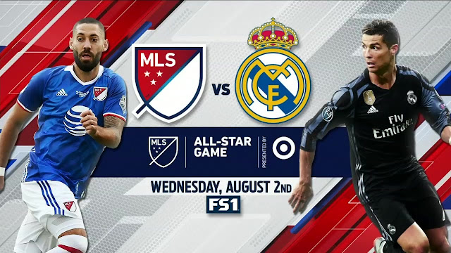 MLS ALL-STARS VS REAL MADRID HIGHLIGHTS AND FULL MATCH
