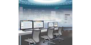 control station for industrial process automation and control