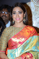 Shriya Saran Looks Stunning in Silk Saree at VRK Silk Showroom Launch Secundrabad ~  Exclusive 050.JPG