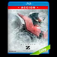 Mazinger Z Infinity (2017) BRRip 720p Audio Dual Castellano-Japones