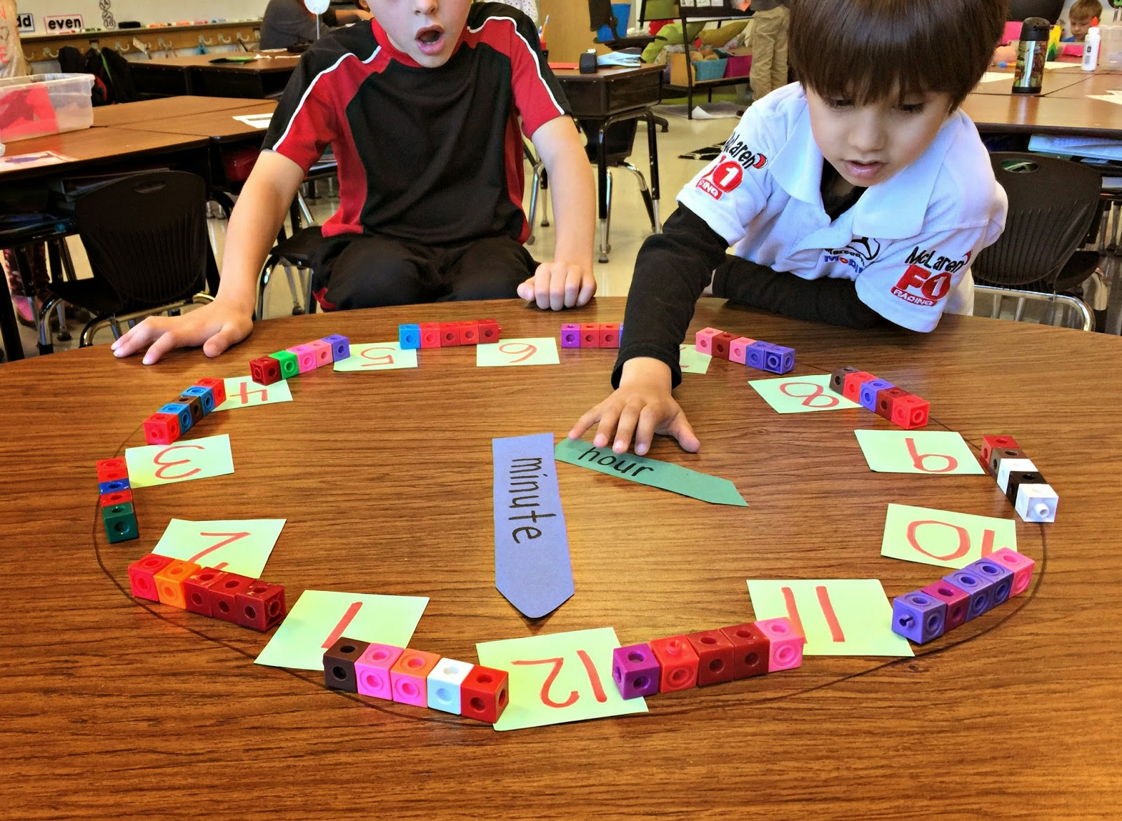 Blog Hoppin My Favorite Free 1st Grade Math Centers
