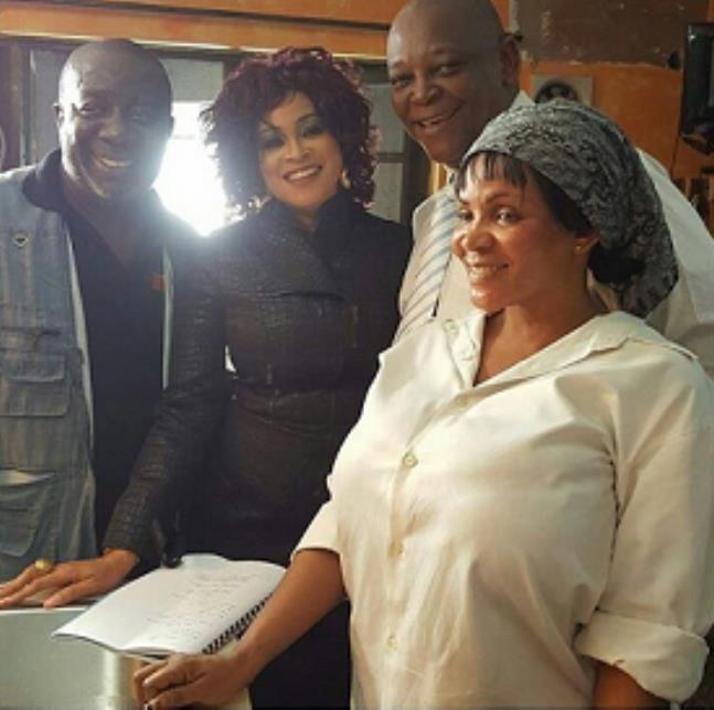 See why Cossy Orjiakor is looking old in this picture