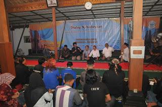 Dialog Kebudayaan ; Penguatan Kawasan Trowulan Sebagai Destinasi Wisata, Adrian Perkasa : Pariwisata Jangan Kalahkan Pelestarian Budaya