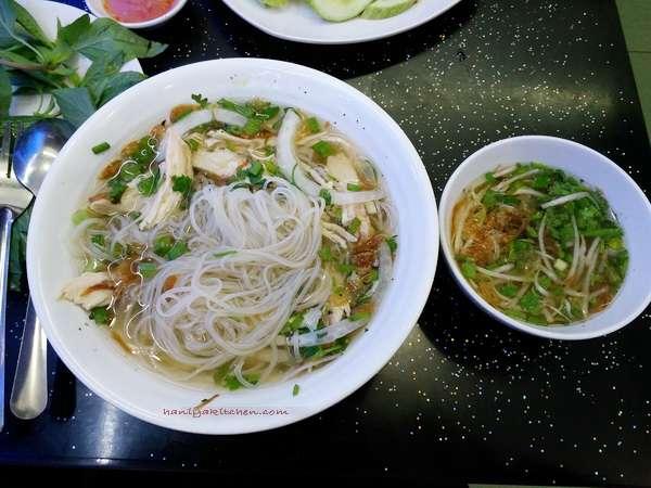 Nikmatnya Pho Ga (Vietnamese  Chicken Noodle Rice Soup) Mie Kuah Ayam Vietnam
