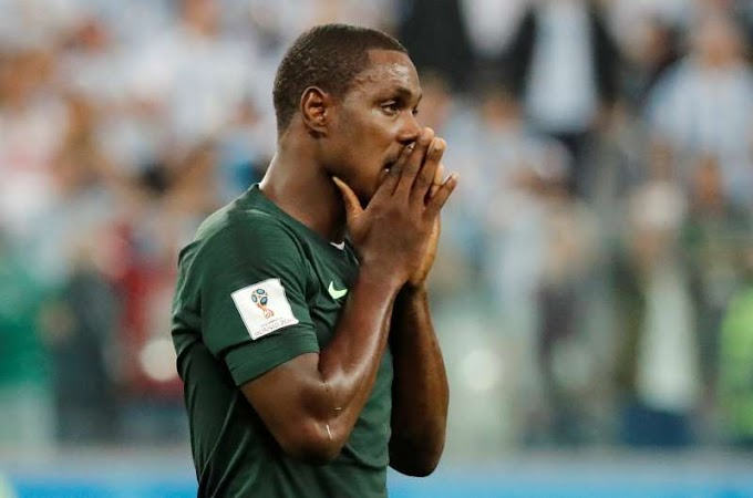 'Death threats almost forced me to retire from International football'' Jude Ighalo says
