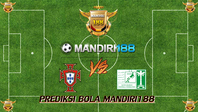 AGEN BOLA - Prediksi Portugal vs Saudi Arabia 11 November 2017