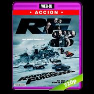 Rápidos y furiosos 8 (2017) WEB-DL 720p Audio Ingles 5.1 Subtitulada