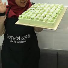 Resepi Kek Pandan Gula Melaka By Mamasab
