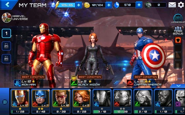 Marvel Future Fight Tips and Tricks
