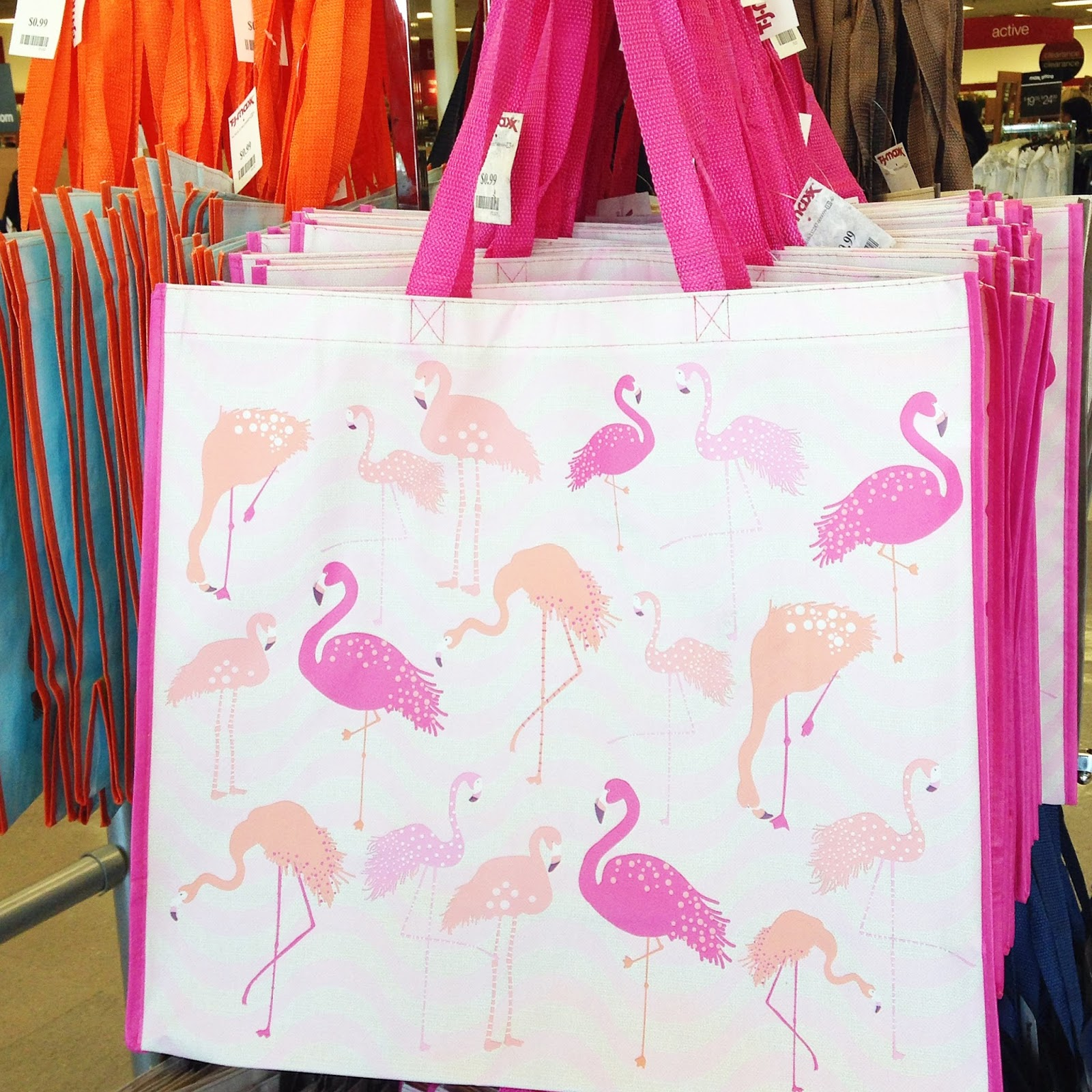 Tracy's Notebook Of Style: Tj Maxx: In Store Pics