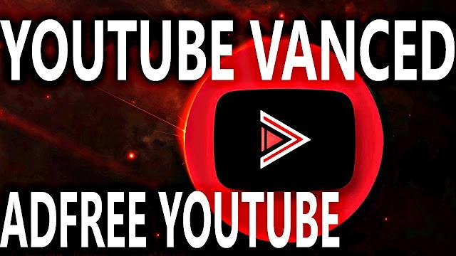 youtube vanced download root