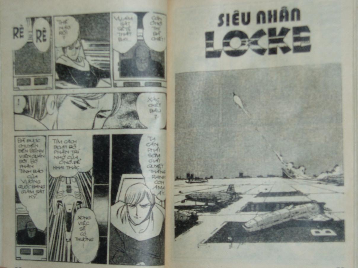 Siêu nhân Locke vol 12 trang 33