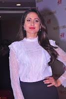 Pragya Jaiswal in lovely Black Mini Skirt and White Transparent Shirt ~  Exclusive 026.JPG