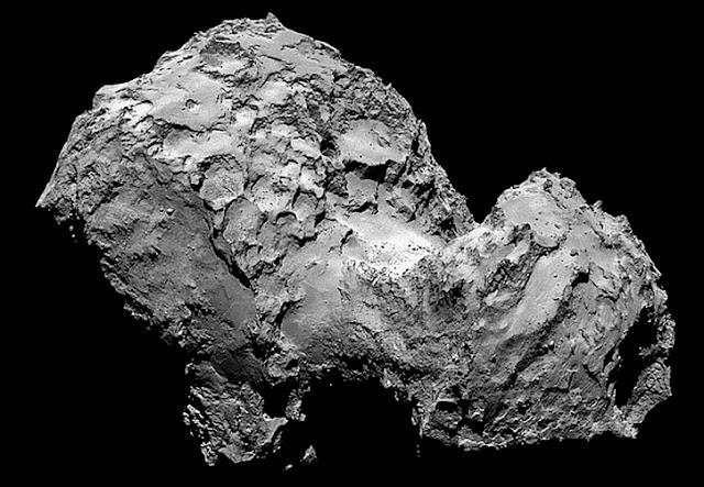 Cometa 67P - C-G