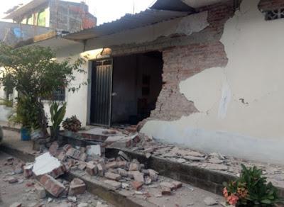 Terremoto de 7,2 sacude el centro y sur de México