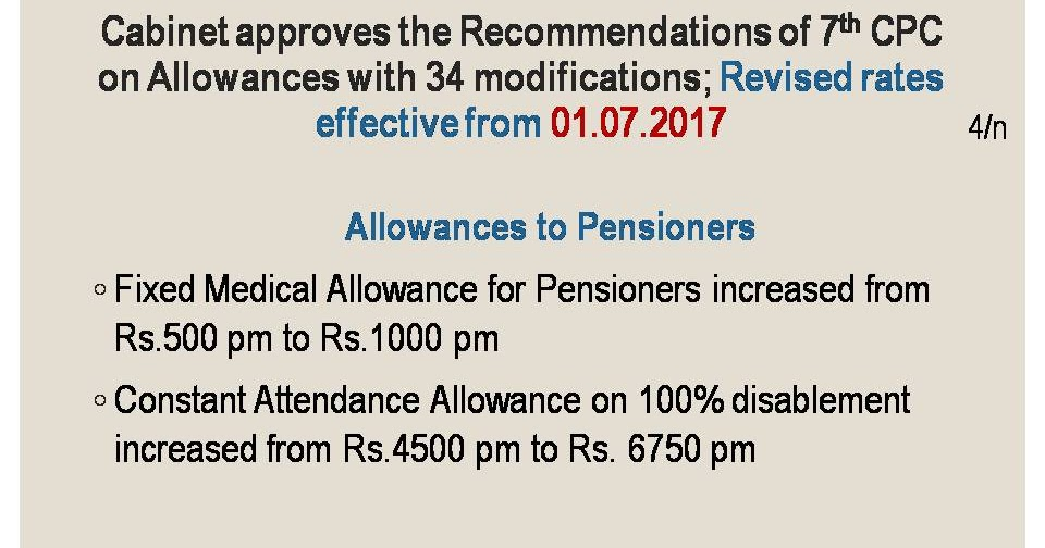 FIXED MEDICAL ALLOWANCE AND CONSTANT ATTENDANCE ALLOWANCE REVISED - attendance allowance form