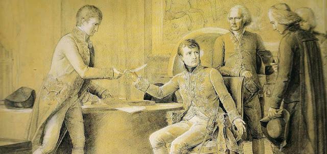Napoleon Bonaparte y el consulado
