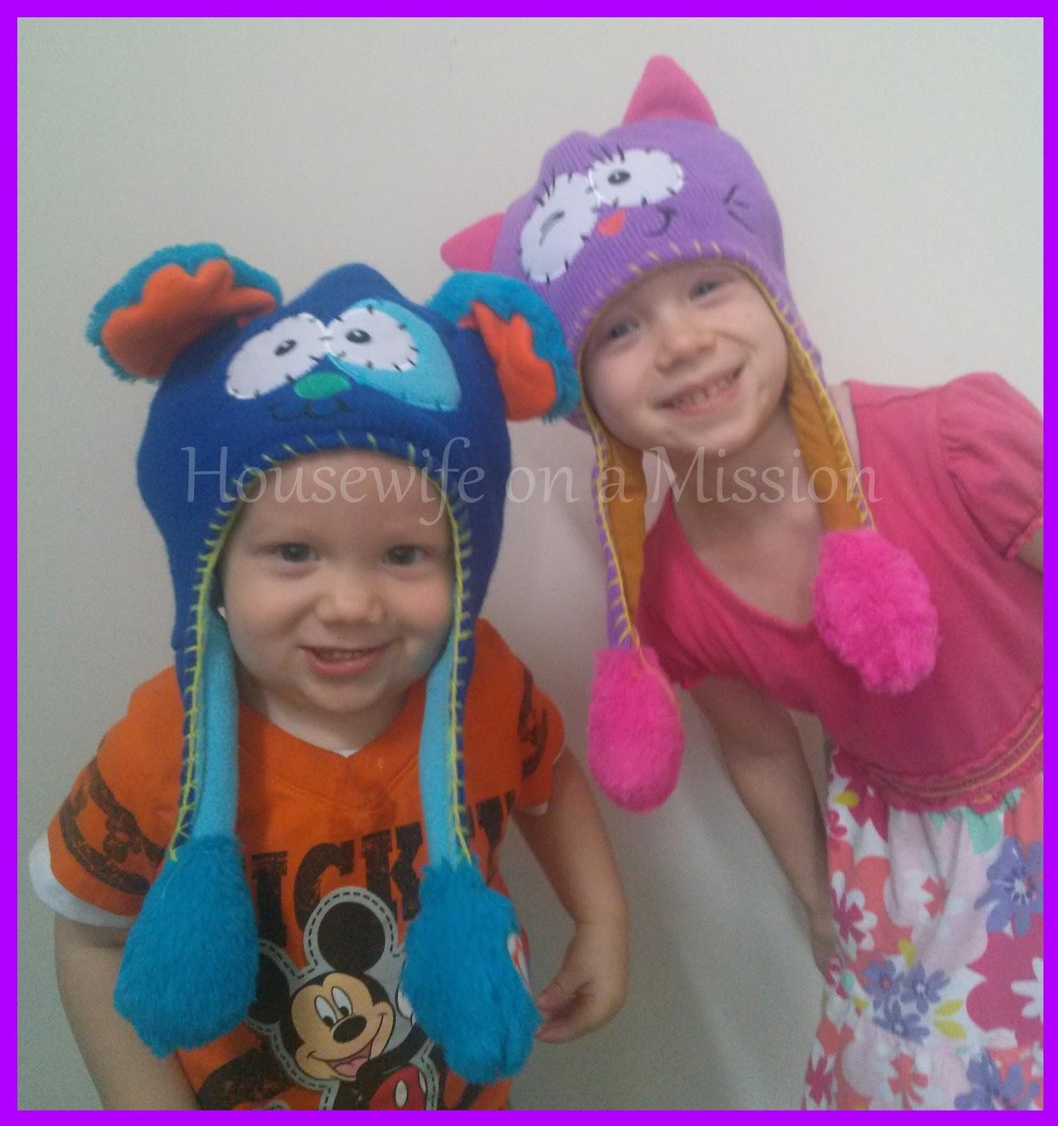 Flipeez Hats: Fun Fall Accessory! Flipeez Hats Review And #Giveaway