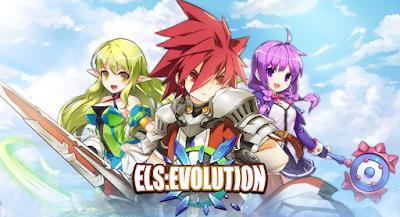Download Elsword Evolution v3.0.3 for Android