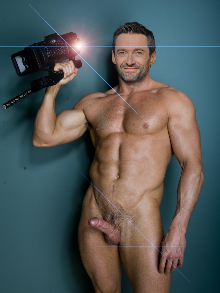 Hugh Jackmen Naked 44