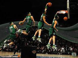 Teknik dasar slam dunk bola basket