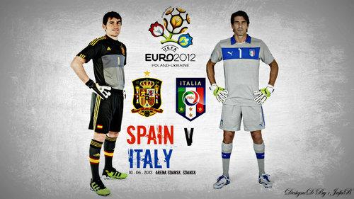 Spain Vs Italy Euro
