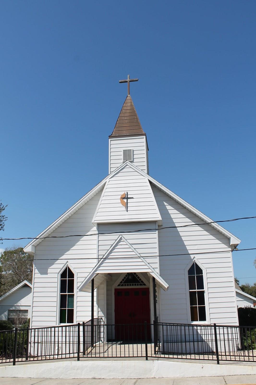 Iglesia en Mims