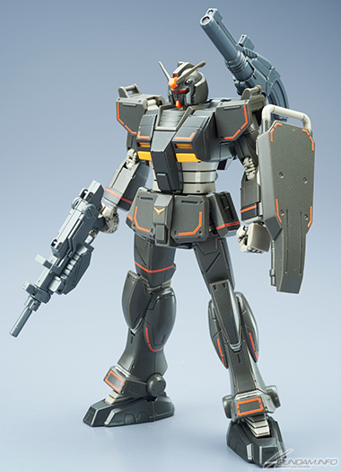 HG 1/144 RX-78[N]Black Local Type Gundam [North American Front]