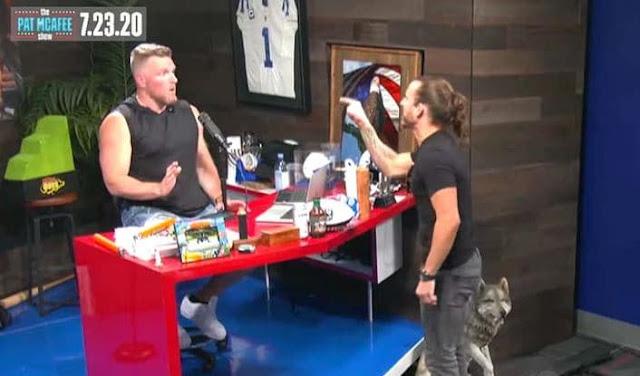 Bully Ray e Mark Henry acreditam que confronto entre Adam Cole e Pat McAffe não foi falso