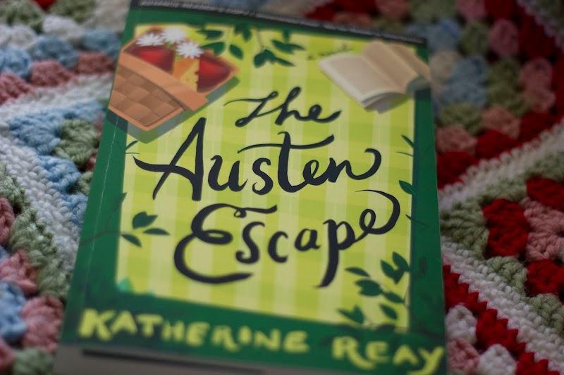 { The Austen Escape by Katherine Reay - TLC Book Tour }