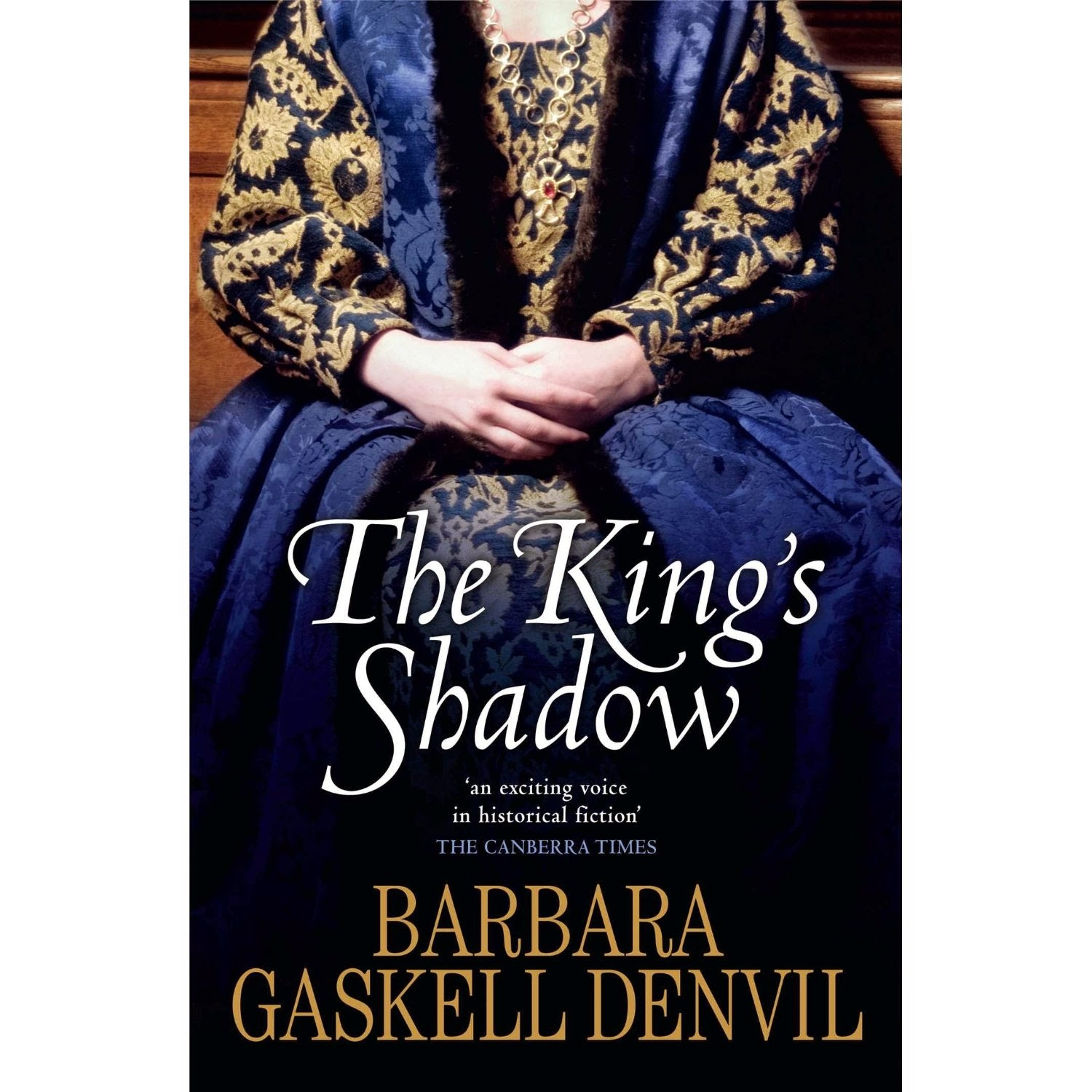 http://books.simonandschuster.com.au/Kings-Shadow/Denvil-Barbara-Gaskell/9781925030068