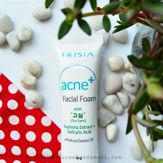 kandungan-salicylic-acid-trisia-acne-facial-foam