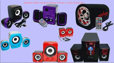 Speaker-Aktif-Advance-Harga
