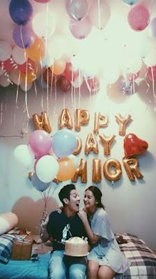 dekorasi ulang tahun pacar terbaru