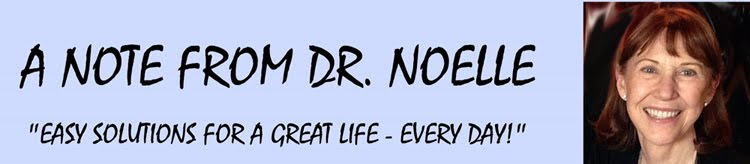 A Note From Dr. Noelle Nelson