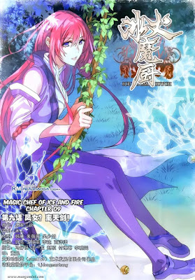 Manhua The Magic Chef of Ice And Fire Bahasa Indonesia