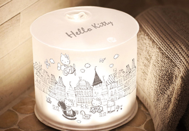 Tinuku MCM Japan released new model of M Powered LED lantern