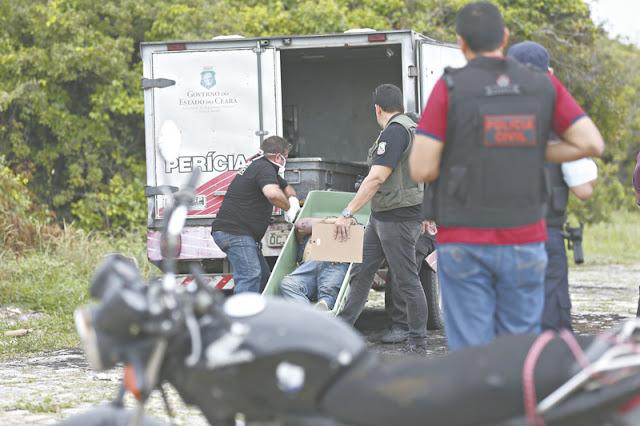 Advogado matou Guarda Municipal Fortaleza (CE) com chumbinho por conta de R$ 265 mil, diz polícia civil