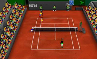 Game Tennis Champs Returns Apk