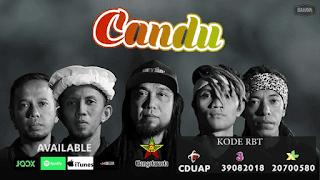 Lirik Lagu Gangstarasta - Candu