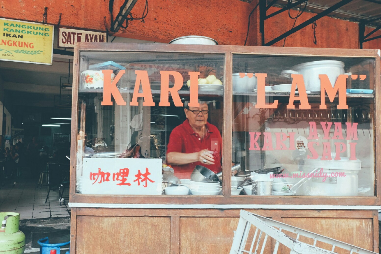 kari lam gang gloria review