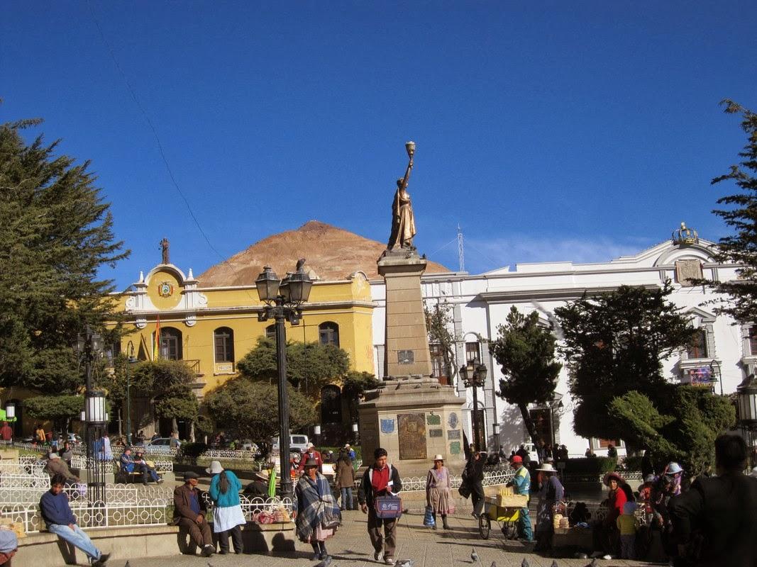 piazza di potosì