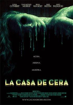 La Casa De Cera – DVDRIP LATINO