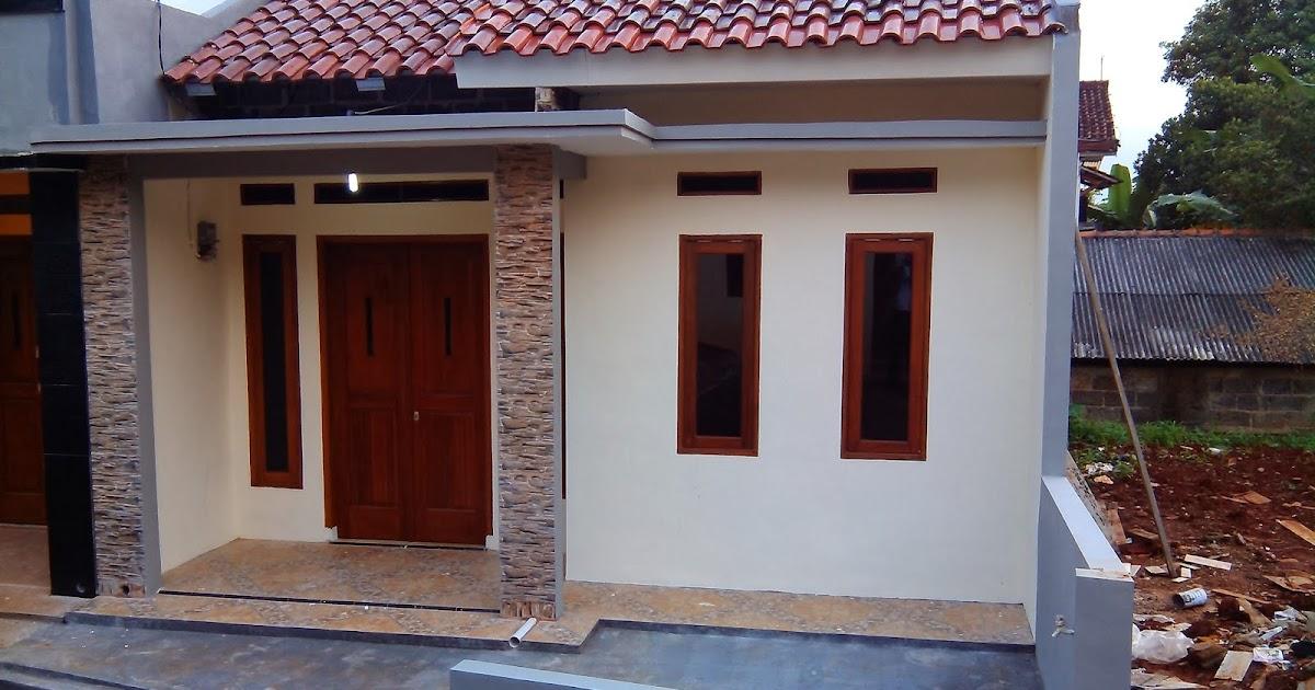 740 Gambar Rumah Minimalis Potong Gudang Hd Gambar Rumah