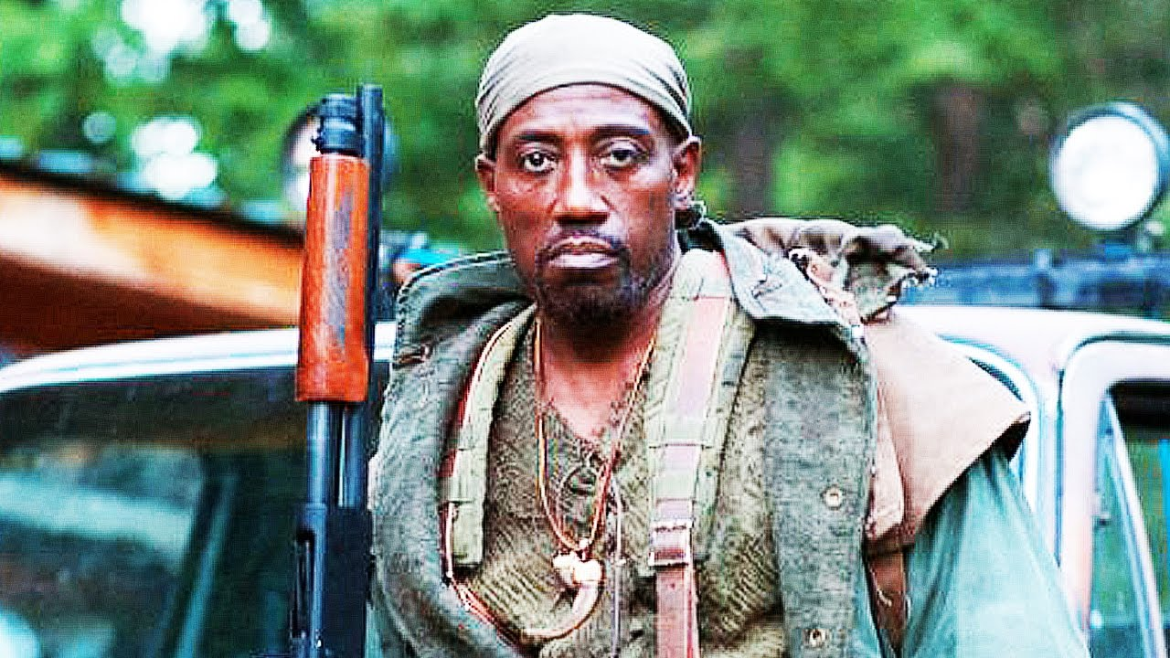 FINAL RECALL ( 2017 Wesley Snipes ) aka THE RECALL Alien
