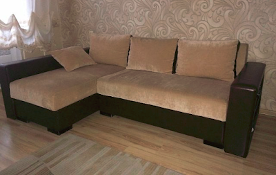 На фотографии изображена продажа 2к квартиры с мебелью и техникой Коцюбинское - 3