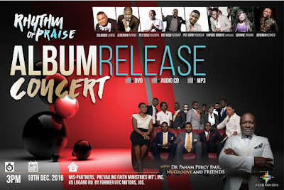 Music: NuGroove 'Rhythm Of Praise' Video+Audio 2 New Songs