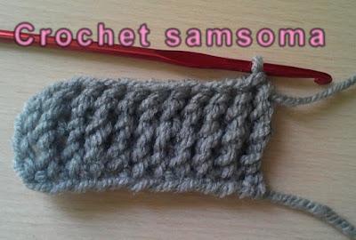 طريقة عمل غرزة العمود بثلات لفات  Double treble crochet -. تعليم الكروشيه للمبتدئين بالفيديو دروس لتعليم الكروشيه للمبتدئات تعليم الكروشيه للمبتدئين  الدرس الثامن ;عمل غرزة العمود بثلات لفات  Double treble crochet - تعليم الكروشيه للمبتدئين- طريقة عمل غرزة العمود بثلات لفات  Double treble crochet - crochet