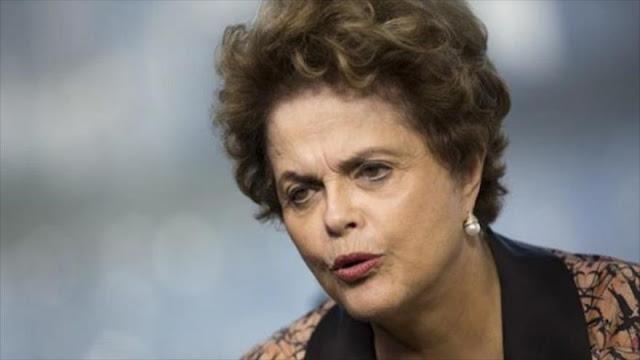 Rousseff: Tratan de impedir que Lula sea elegido en las elecciones