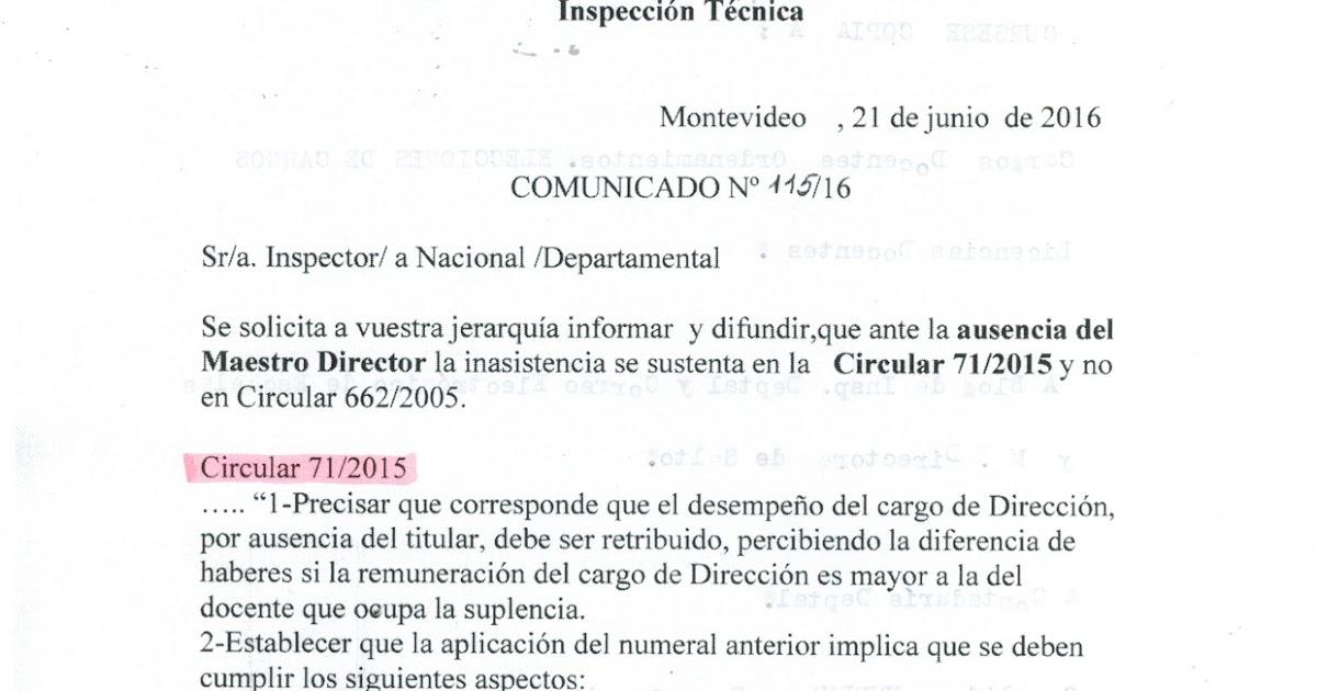 Entorno Interactivo: Comunicado Nº 115/16 referente a la ausencia de